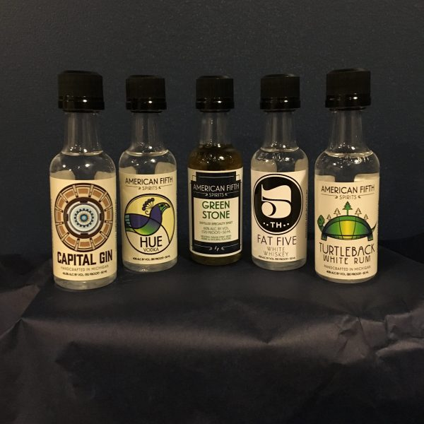 50 ml - 5 Pack - American Fifth Spirits